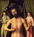 Christus Petrus The Man Of Sorrows