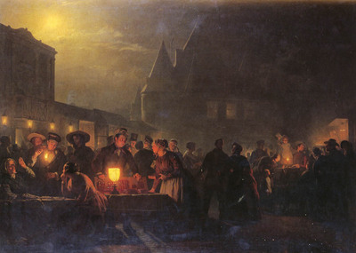 Schendel Petrus The Night Fair