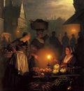 Schendel Petrus Van The Night Market