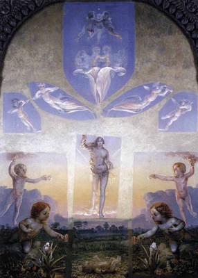 RUNGE Philipp Otto The Great Morning
