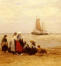 Sadee Philippe Seeing Off The Fishermen