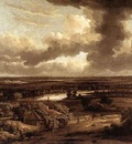 KONINCK Philips Dutch Landscape Viewed From The Dunes