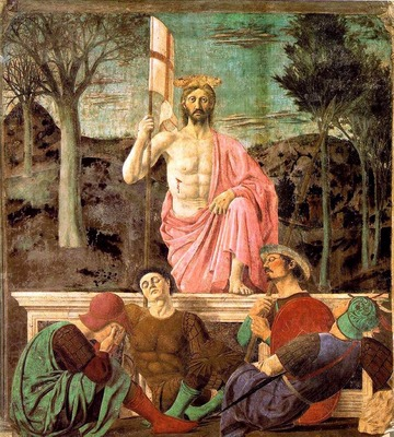 PIERO della FRANCESCA Resurrection