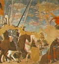 PIERO della FRANCESCA Battle Between Constantine And Maxentius