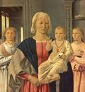 PIERO della FRANCESCA Madonna Of Senigallia