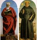 piero della francesca polyptych of saint augustine