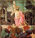 PIERO della FRANCESCA Resurrection