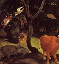 Cosimo Piero di The Forest Fire