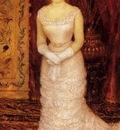 Renoir Pierre Auguste Portrait Of The Actress Jeanne Samary