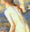 The Bathers detail CGF