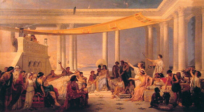 Sappho at Mitylene