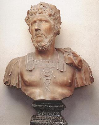 Puget Bust of Marcus Aurelius