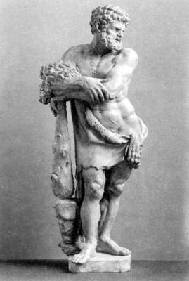Puget Hercules Standing