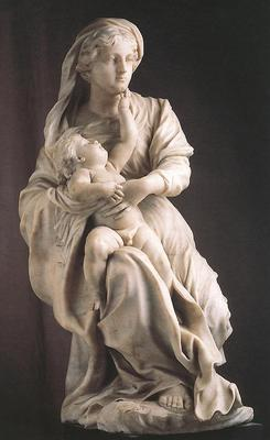 Puget Virgin and Child