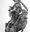 Puget The Rape of Helen of Troy