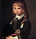CODAZZI Viviano Portrait Of A Child
