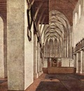 SAENREDAM Pieter Jansz Interior Of The St Jans Kerk At Utrecht
