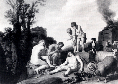 Lastman Pieter The Lamentation Of Abel