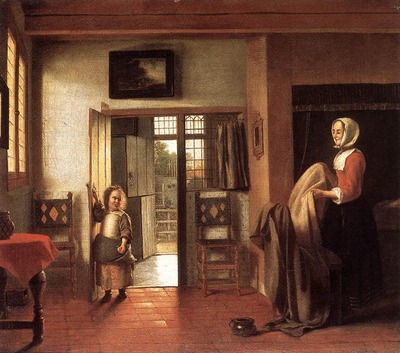 HOOCH Pieter de The Bedroom