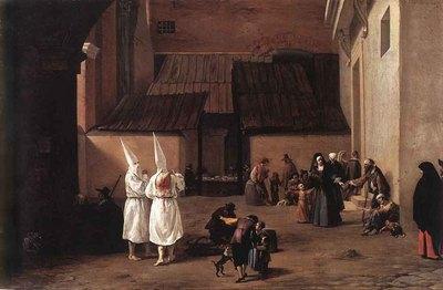 LAER Pieter van The Flagellants