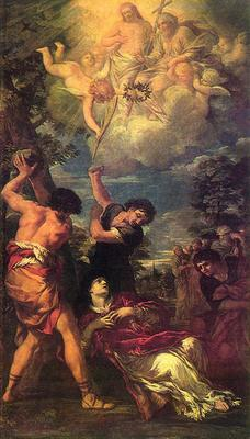 PIETRO DA CORTONA The Stoning Of St Stephen