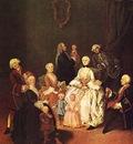 LONGHI Pietro Patrician Family