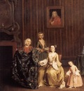LONGHI Pietro The Tailor