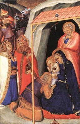 LORENZETTI Pietro Adoration Of The Magi