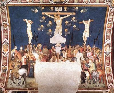 LORENZETTI Pietro Crucifixion