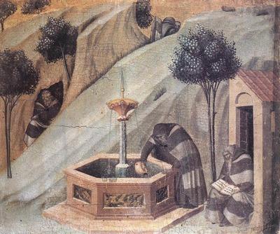 LORENZETTI Pietro Elishas Well