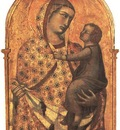 lorenzetti pietro madonna and child