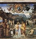 Perugino Pietro Baptism of Christ c1482