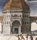 Perugino Pietro Christ Handing the Keys to St  Peter 1481 2 detail1