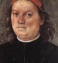 Perugino Pietro Self Portrait c150