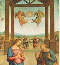 perugino pietro st augustin polyptych the presepio 1506