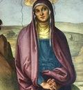 Perugino Pietro The Pazzi Crucifixion detail1