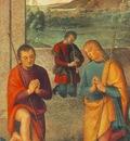 Perugino Pietro The Presepio 1498 detail1