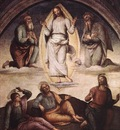 perugino pietro the transfiguration