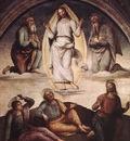 perugino pietro the transfiguration