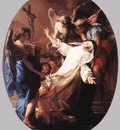 BATONI Pompeo The Ecstasy Of St Catherine Of Siena