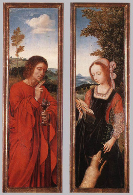 MASSYS Quentin John the Baptist and St Agnes