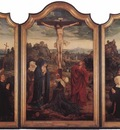 MASSYS Quentin Christ on the Cross with Donors