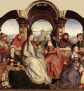 MASSYS Quentin St Anne Altarpiece central panel
