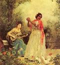 Garreta Raimundo De Madrazo y Bella y Canto