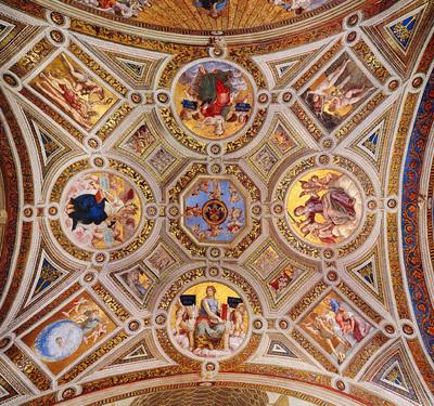 Raphael Stanza Della Segnatura detail14