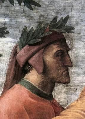 Raphael The Parnassus detail8