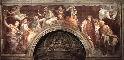Raphael The Sibyls
