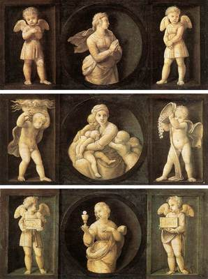 Raphael Theological Virtues