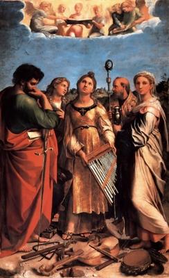 The Saint Cecilia Altarpiece