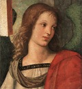 raphael angel fragment of the baronci altarpiece